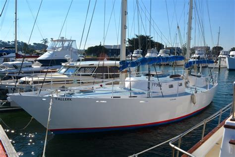 sailing boat victoria 40 steel ketch sailing boats boats online for sale
