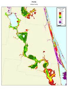 more sea level rise maps of florida s atlantic coast