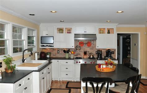 beach house kitchen cabinets coastal style kitchen in traditional white columbia md