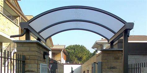 tettoie per porte tettoie e pensiline rema fabbro muggi 242 monza brianza
