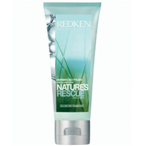 Redken Nature S Rescue Detox Shoo by Redken Nature S Rescue Refining 100ml Free