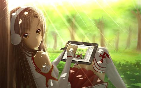wallpapers hd anime tablets sfondo quot anime tablet quot 1680 x 1050 anime manga