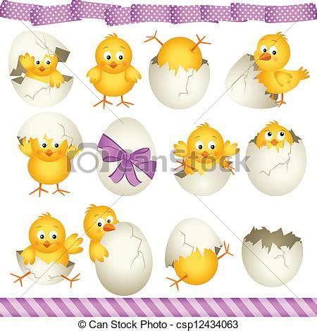 clipart pasqua gratis clipart vettoriali di pulcini uova pasqua scalable
