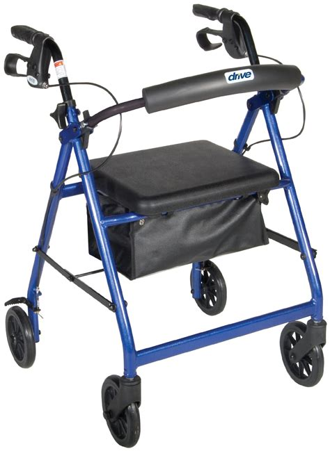 rollator with seat rollator walker with fold up and removable back support