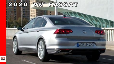 2020 Volkswagen Passat R Line by 2020 Vw Passat R Line Sedan And Gte