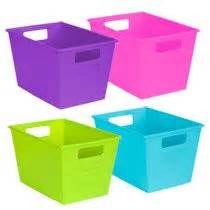 colored storage bins 1000 images about dollar tree ideas on