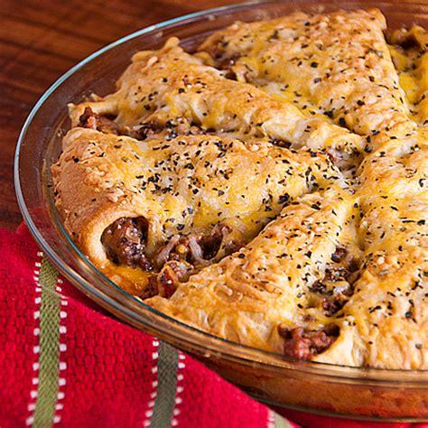 italian crescent casserole allfreecasserolerecipes com