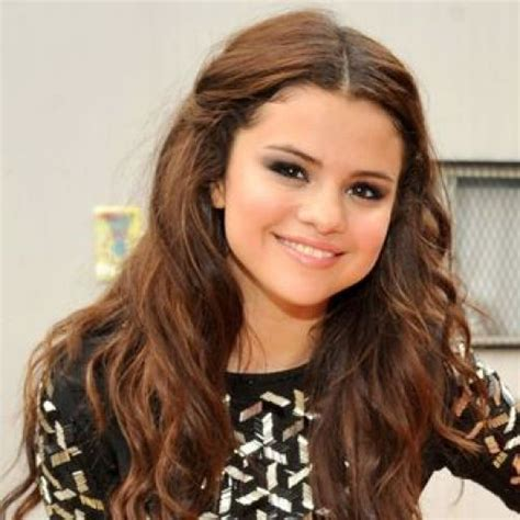 half up half down hairstyles selena gomez 28 selena gomez hair long curls and sexy ponytails page