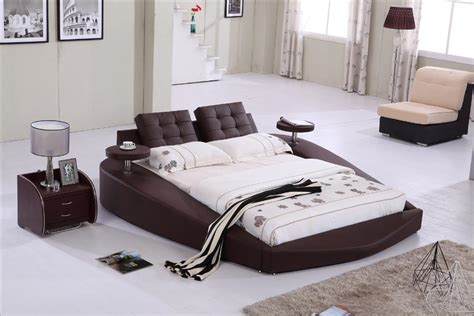 kings size bed aliexpress com buy round bed king size bed top grain