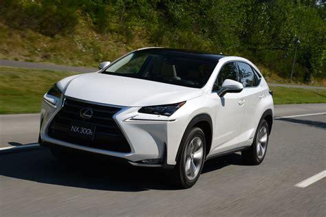 lexus nx 300h hybrid review pictures auto express