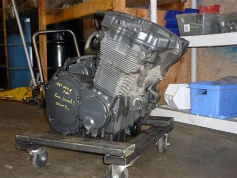 suzuki engine assembly fits gsxr1100 1987 sport