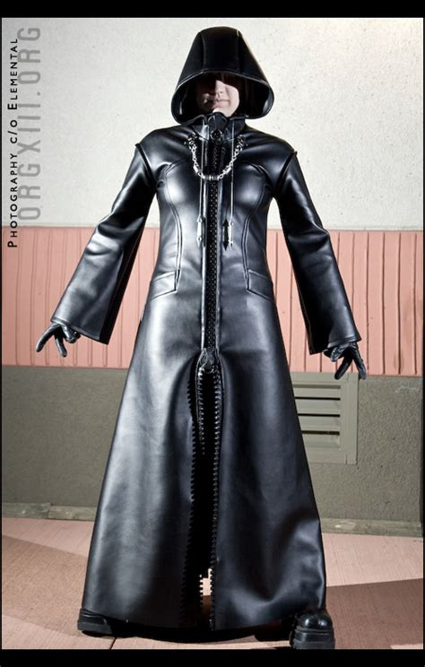 Pattern For Organization 13 Coat | kingdom hearts organization xiii cosplay coat custom