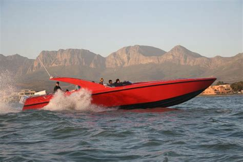 speed boat waterfront riptide powerboat cruise speed boat cruise cape town