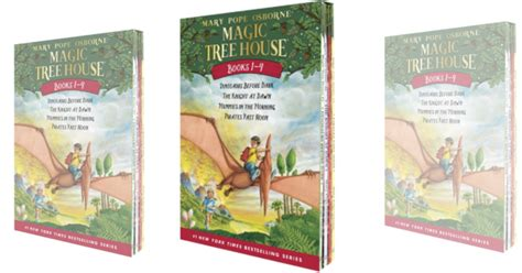 magic tree house box set amazon magic treehouse box set 1 4 only 10 55 reg 23 96 mylitter one deal at