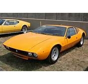 1967  1971 DeTomaso Mangusta Images Specifications And