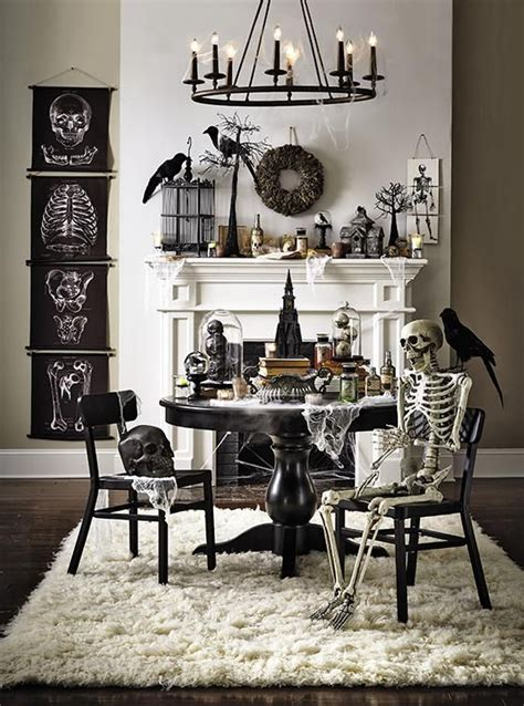 spooky home decor best 25 table decorations ideas on