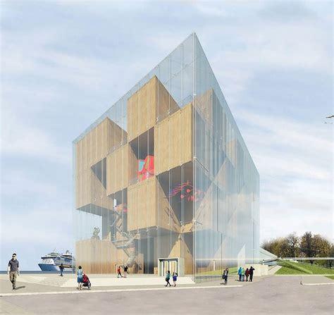 designboom helsinki guggenheim helsinki design entry by o1a proposes movable