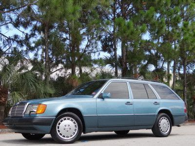 how cars engines work 1993 mercedes benz 300te interior lighting purchase used 1993 mercedes 300te wagon 300e no reserve over 11k in service florida in
