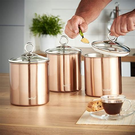 kitchen canisters 2018 top 10 best kitchen jars canisters set best of 2018 reviews no place called home