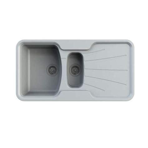 Rok Kitchen Sinks Astracast Korona 1 5 Bowl Rok Granite Kitchen Sink Sinks Taps