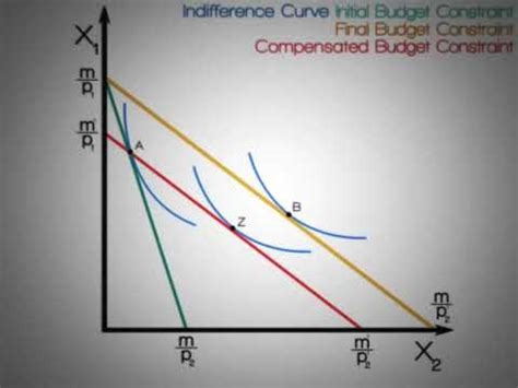 income and substitution effects youtube