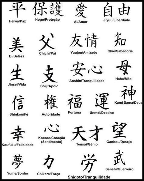 tattoo kanji amor eterno origem dos kanjis curiosidades do jap 227 o