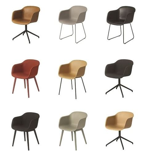 Kitchen Design Options muuto design fiber chair nordic new