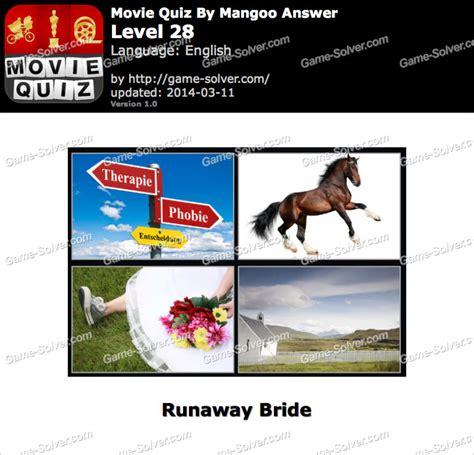 film quiz level 35 movie quiz mangoo level 28 game solver