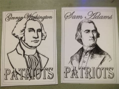 Revolutionary War Trading Cards Template by Revolutionary War Trading Cards Moving Toward A