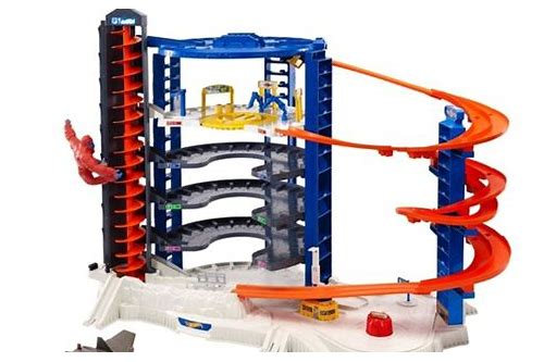 deals on hot wheels super ultimate garage
