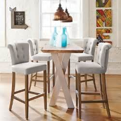 High Kitchen Table With Stools 17 Best Ideas About High Table And Chairs On High Dining Table Open S And Bright