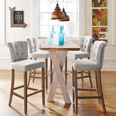 High Dining Table Stools by 17 Best Ideas About High Table And Chairs On