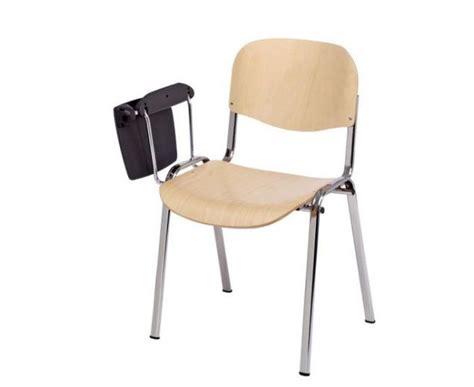 zum freien stuhl stuhl mit klappbarer schreibfl 228 che aus holz betzold de
