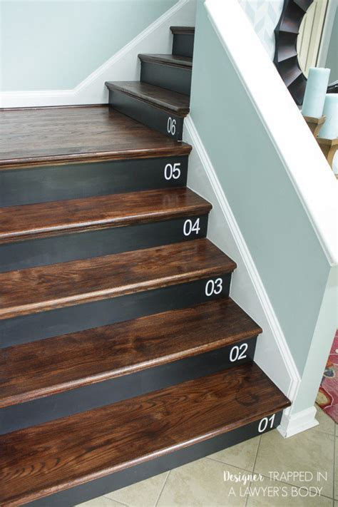 diy stairs diy staircase makeover