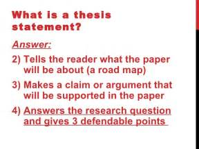 how do you create a thesis statement how to write a thesis statement how to create a thesis statement ppt download