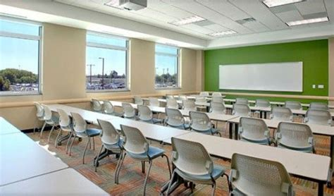 beautiful and modern classroom furniture ideas interior