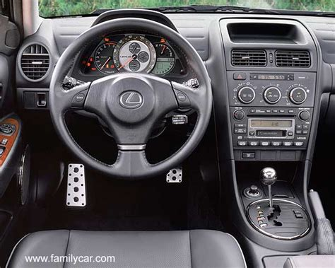 Lexus Is300 Interior Parts by Image Gallery 2001 Is300 Dashboard