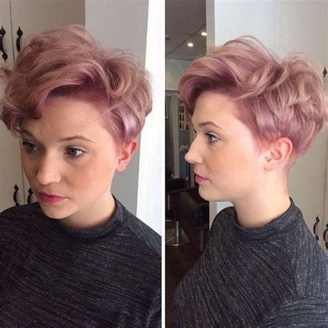 pixie cuts with a little wave 18 textured styles for your pixie cut popular haircuts