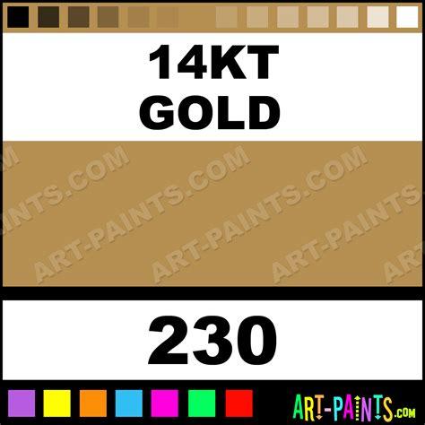 Design Master Premium Metals 14kt Gold 230 14kt gold metallic spray foam and styrofoam paints 230 14kt gold paint 14kt gold color