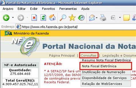 layout da chave nfe como consultar uma nfe no portal nacional emissor nf e