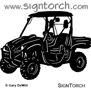 utv 6 = : signtorch, turning images into vector cut paths.