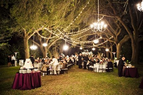 outdoor wedding venues south 2 green and purple outdoor wedding in charleston south carolina
