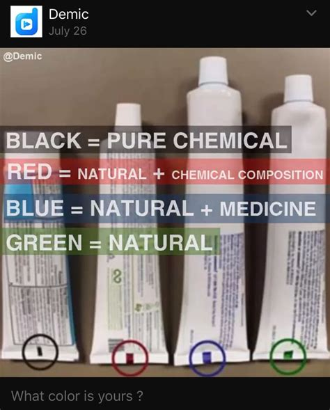 color code toothpaste 25 best ideas about toothpaste colors on