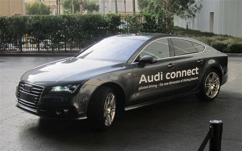 Audi Self Park by Ces Outing For Audi Self Parking Car App