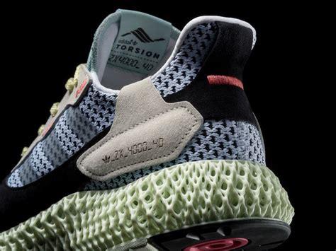 adidas zx 4000 4d colorways release date sneakerfiles