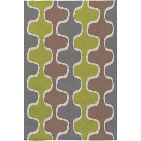 Lime Green And Brown Area Rugs Brown And Lime Green Rug Rugs Ideas