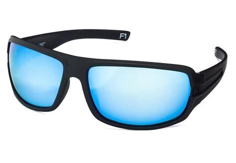 striyker premium eyewear matte black blue tactic shop