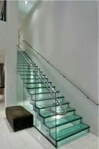 Glass Staircase Design 33 Glass Staircase Design Ideas Bringing Contemporary Flare Into Modern Homes