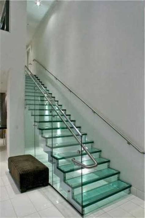 33 glass staircase design ideas bringing contemporary