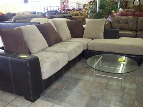 leather and microfiber sectional sofa costco modular sofa fabric sofas sectionals costco thesofa